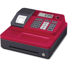 Casio SEG1SCRD Cash Register With Thermal