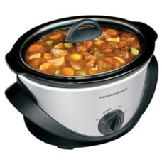 Hamilton Beach 33141 Slow Cooker 1