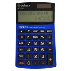 Datexx 2 Line Desktop Accounting Calculator