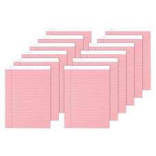 TOPS Prism Color Writing Pads 8