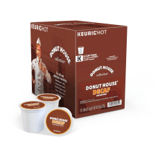 Donut House Decaffeinated Coffee Single Serve