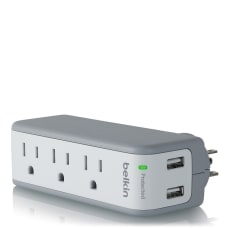 Belkin 3 Outlet Mini Surge Protector