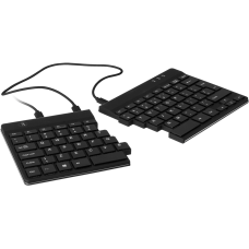 R Go Spilt Ergonomic Wired Keyboard