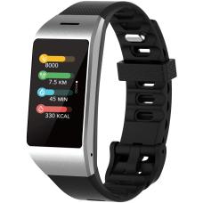 MyKronoz ZeNeo Touch Screen Smartwatch SilverBlack