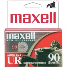 Maxell UR 90 Audio Cassette 2