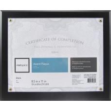 Realspace Award Plaque 8 12 x