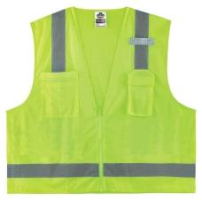 Ergodyne GloWear Safety Vest Economy Surveyors