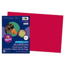 SunWorks Construction Paper 12 x 18