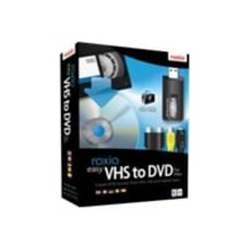 Roxio Easy VHS to DVD for