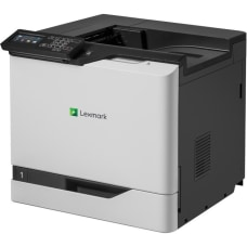 Lexmark CS820de Laser Color Printer
