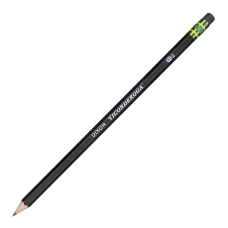 Ticonderoga Pencils 2 Soft Lead Black