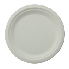 Stalk Market Compostable Round Plates 8
