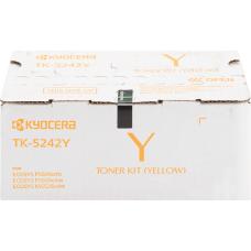 Kyocera TK 5242Y Original Yellow Toner