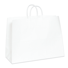 Partners Brand Paper Shopping Bags 16