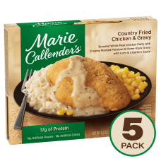 Marie Callenders Country Fried Chicken And