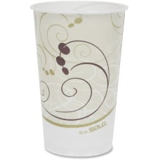 Solo Symphony Cold Paper Cups 16