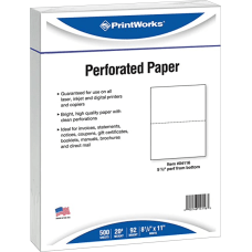 Paris Printworks Professional Specialty Paper Letter