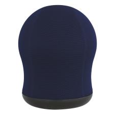 Safco Zenergy Swivel Ball Chair Blue