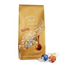 Lindor Chocolate Truffles Assorted 85 Oz
