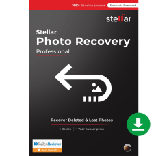 Stellar Photo Recovery Professional For Mac