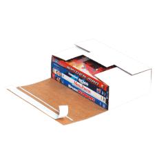 Office Depot Brand White Corrugated DVD