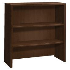 HON 10500 Series Bookcase Hutch Mocha