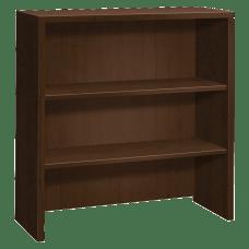 HON 10500 Series Bookcase Hutch Mocha