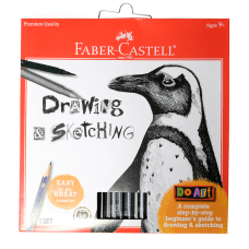 Faber Castell Do Art Drawing And