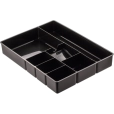 Officemate Plastic 8 Compartment Storage Deep