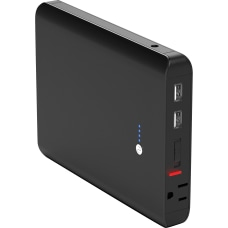ChargeTech Portable AC Battery Pack 27000