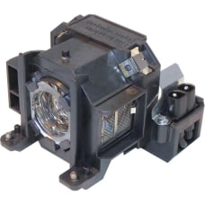 eReplacements ELPLP38 V13H010L38 Replacement Lamp for