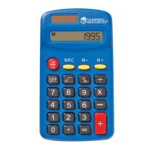 Learning Resources Primary Calculator Pack Of