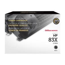 Office Depot Brand OD83X Remanufactured Black
