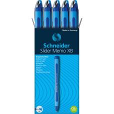 Rediform Schneider Slider Memo XB Ballpoint