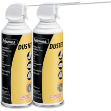 Fellowes Pressurized Gas Duster