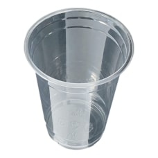 Edris Plastics PET Tall Cups 10