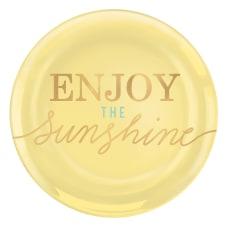 Amscan Spring Enjoy The Sunshine Plastic