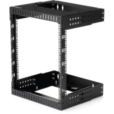 StarTechcom 12U Wallmount Server Rack Equipment