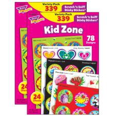 Trend Stinky Stickers 1 Kid Zone