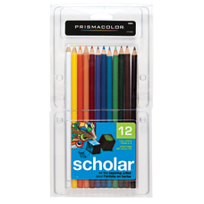 Prismacolor Scholar Color Pencils Pack Of