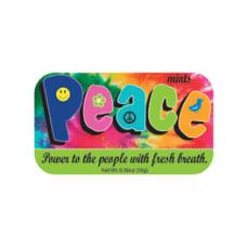 AmuseMints Sugar Free Mints Peace 056