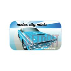 AmuseMints Destination Mint Candy Detroit Motor