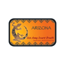 AmuseMints Destination Mint Candy Arizona Lizard