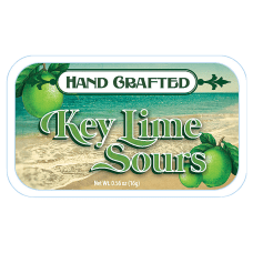 AmuseMints Fruit Sours Key Lime 056