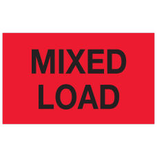 Tape Logic Preprinted Shipping Labels DL1110