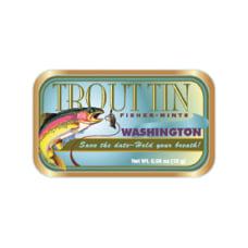 AmuseMints Destination Mint Candy Trout Washington
