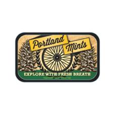 AmuseMints Destination Mint Candy Portland Bike