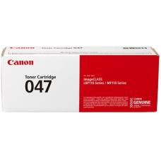 Canon 047 Black original toner cartridge