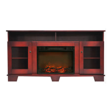 Cambridge Savona Fireplace Mantel with Electronic