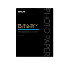 Epson Metallic Photo Paper Letter Size